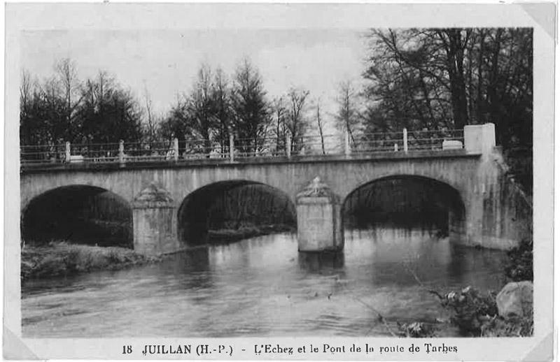 Histoire de la commune de Juillan - l'Echez