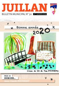 Juillan - Ville des Hautes-Pyrénées - Bulletin Municipal – 2ème semestre 2019
