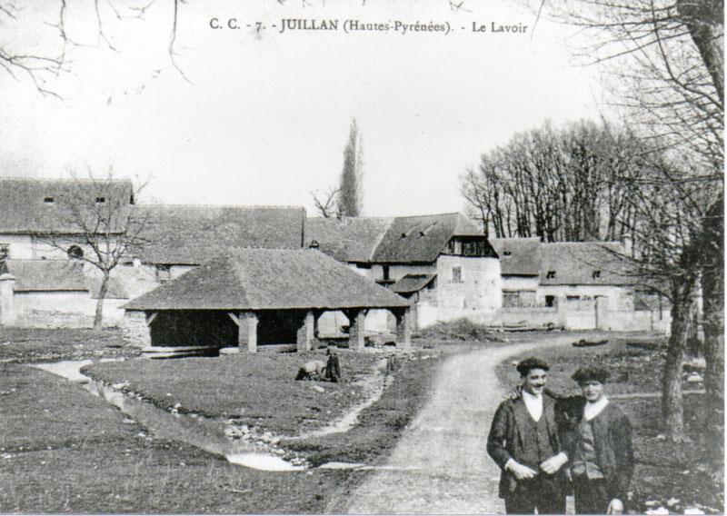 Juillan, commune des Hautes-Pyrénées  - Histoire