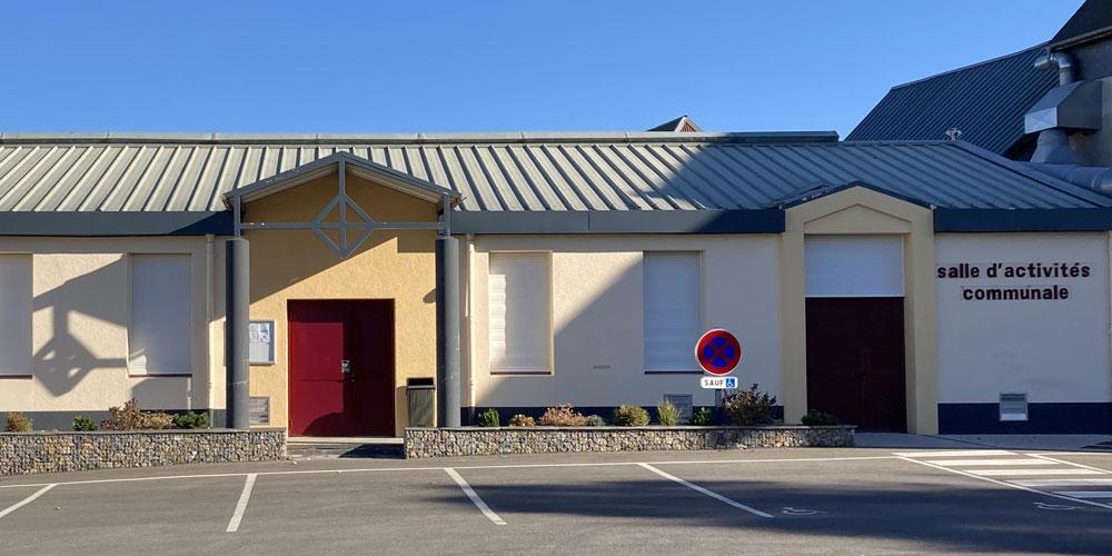 Juillan - Ville des Hautes-Pyrénées - Salles Communales