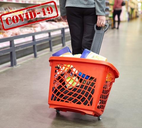 Service de courses pour personnes vulnérables