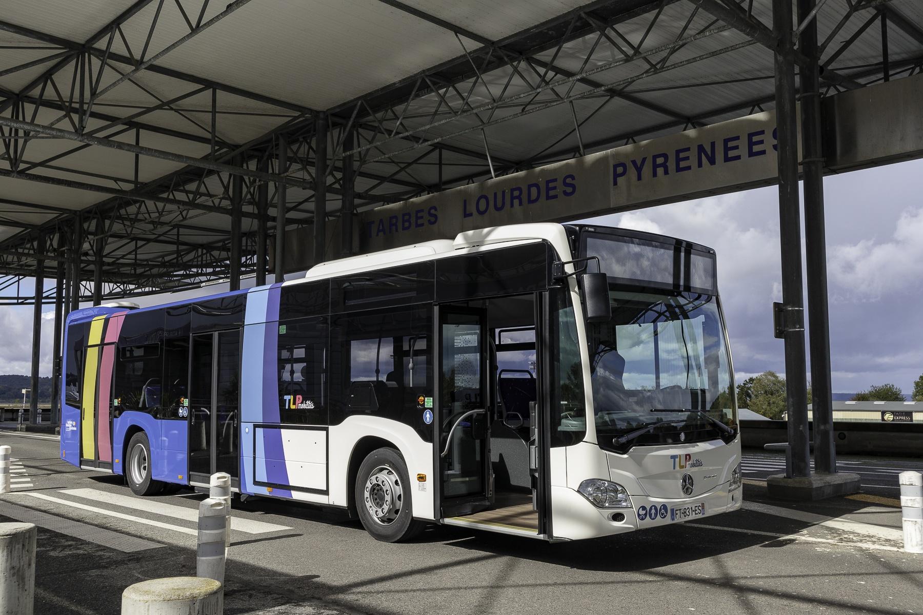 Juillan - Ville des Hautes-Pyrénées - Transport en commun
