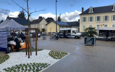 Marché Alimentaire Hebdomadaire sur la Commune