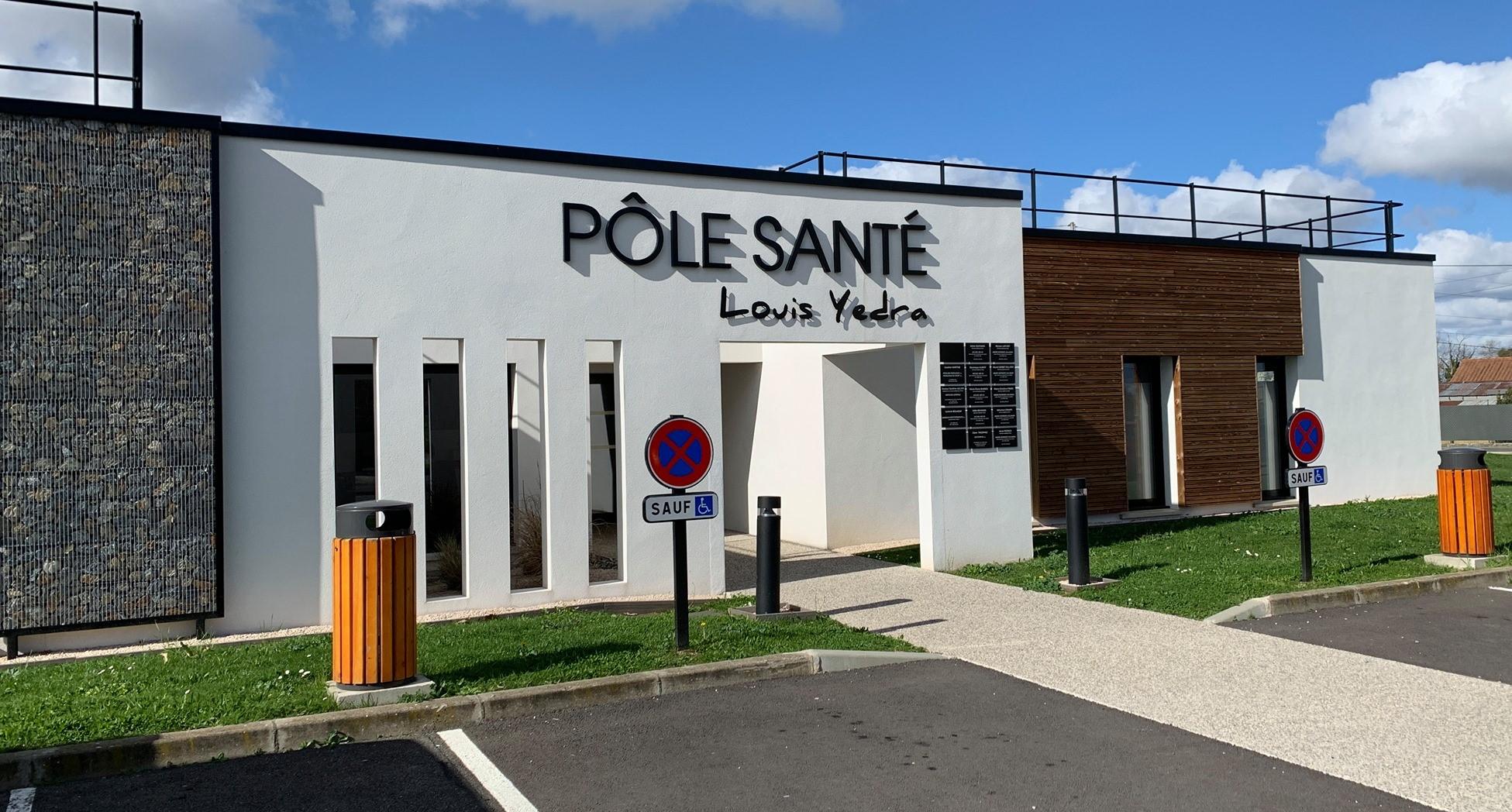 Juillan - Ville des Hautes-Pyrénées - Centre de Santé Municipal de Juillan