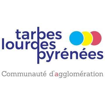 Logo Tarbes Lourdes Pyrénées