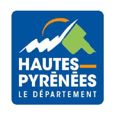 Logo Département des Hautes-Pyrénées